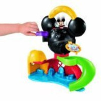 Fisher-Price Disney Mickey Mouse Fly N Slide Clubhouse