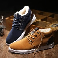On Sale Casual Comfort Hot Deal Hot Sale Stylish Men Shoes Men's Shoes Fashion Thicken Sneakers [9462346183]