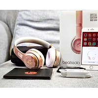 Beats Solo 3 Wireless Magic Sound Bluetooth Wireless Hands Headset MP3 Music Headphone with Microphone Line-in Socket TF Card Slot 3#
