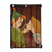 Wendy Kiss Peterpan Wood iPad Air Case