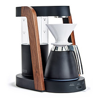 Ratio - Eight + Thermal Carafe Package Matte Black Walnut Copolymer Tank Coffee Maker