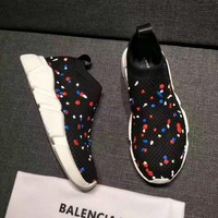 Balenciaga Speed Trainers Stretch Knit Sneakers Style #18 - Best Online Sale