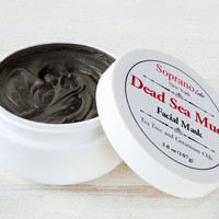 BLACK FRIDAY/CYBER MONDAY BLOWOUT! DEAD SEA MUD Mask. Spa Detoxifying  Tea Tree and Geranium Oils. Vegan.