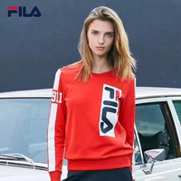 ''FILA'' Women/Men Fashion Hooded Top Pullover Sweater Sweatshirt Hoodi