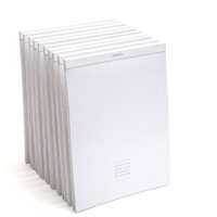 White Legal Size Writing Pads, Set of 10