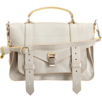 Proenza Schouler PS1 Medium Double-Sided Leather at Barneys.com