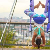 Yoga Swing | Yoga Trapeze™ by YOGABODY - $1 Trial!