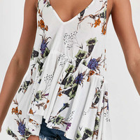 Kimchi Blue Celestial Dreams Printed Tank Top   Urban Outfitters