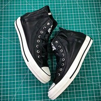 Mastermind Japan X Converse All Star 100 Hi Chuck Taylor Style 1 Sneakers - Best Online Sale