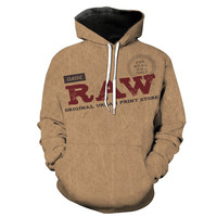 Raw Rolling Papers Hoodie