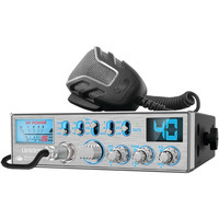 Uniden 40-channel Cb Radio With Big Swr Meter