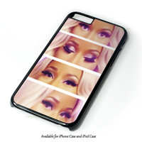 Nicki Minaj iPhone 4 4S 5 5S 6 6 Plus Case and iPod Touch 4 5 Case