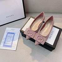 GUCCI GG Fashion Flat shoes