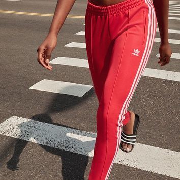 adidas Originals Superstar Trefoil Track Pant   Urban Outfitters