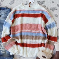 Sweet Spun Sweater