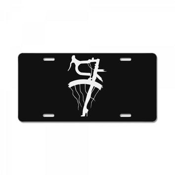 bicycle racing bike rider tour de france License Plate