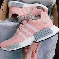 Adidas NMD Women Fashion Trending Running Sports Shoes Tagre™