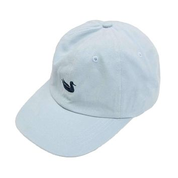 Signature Hat in Light Blue with Navy Duck by Southern Marsh