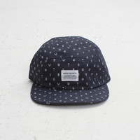 CNCPTS / Norse Projects 5-Panel Flora Print Hat (Navy)