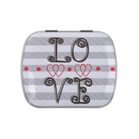 Love Infinity Times Candy Tin