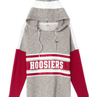 Indiana University Varsity Pullover Hoodie - PINK - Victoria's Secret