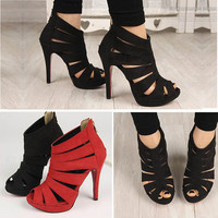 Aliexpress.com : Buy Ankle Boots Women New Flats Heels Fashion Shoes Woolen Thick Heels Warm Round Toe 2015 Fashion Korean PU Leather from Reliable fashion shoes women suppliers on QD Lifestyle Store   Alibaba Group