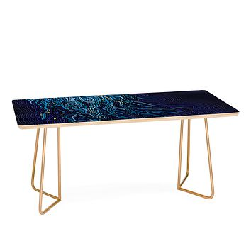 John Turner Jr Jellyfish B Coffee Table