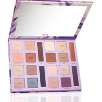 limited-edition color vibes Amazonian clay eyeshadow palette from tarte cosmetics