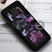 Family Bussiness Supernatural iPhone X 8 7 Plus 6s Cases Samsung Galaxy S9 S8 Plus S7 edge NOTE 8 Covers #SamsungS9 #iphoneX