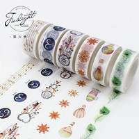 1.5cm*8m Balloons washi tape DIY decoration scrapbooking planner masking tape adhesive tape label sticker stationery