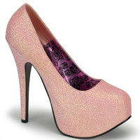 Glitter Pump With Detachable Shaft