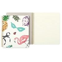 kate spade new york 'favorite things' notebook - White