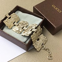 GUCCI New fashion women bracelet accessory  Golden