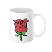 LIL ROSE ICON COFFEE MUG