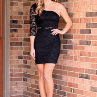 No Peeking Dress