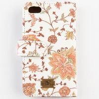 O'neill Tex Iphone 5 Wallet Ivory One Size For Women 23825416001
