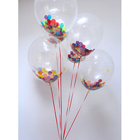 Confetti Balloon Packs