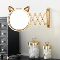 The Emily & Meritt Cat Accordion Mirror