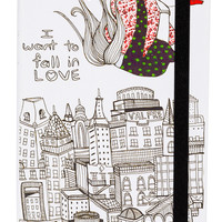 Valfré Falling In Love Journal Multi One
