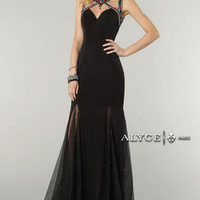 Alyce Prom 6413 Alyce Paris Prom Lillian's Prom Boutique