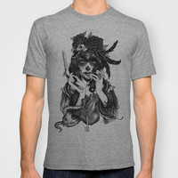 Chicana T-shirt by Rudy Faber