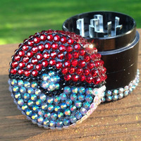GRINDER -- MINIS Collection -- Pokeball Mini