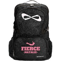 Fierce Cheer Fan Backpack: This Mom Means Business