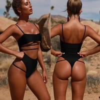 Beach New Arrival Summer Swimsuit Hot Sexy Swimwear Bikini [1352340471924]