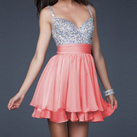 Formal Mini Short Cocktail Evening Dress Party Bridesmaid Bridal Prom Ball Gown