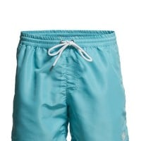 J. Lindeberg Banks 2.0 Solid Swim (Lt Aqua Green) - In Stock! - Fast Delivery with Boozt.com