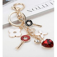 All The Love Key Ring
