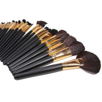 32 Pcs Professional Cosmetic Brush Wool Makeup Brush Sets. = 1704379268