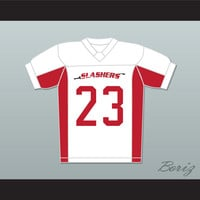 James Lafferty Nathan Scott 23 Slashers Slamball Jersey One Tree Hill
