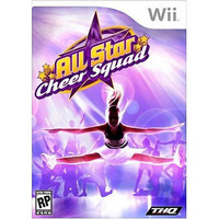 All Star Cheer Squad (Wii, 2008) Complete